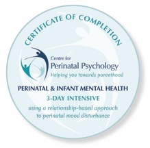 3-Day Intensive - Centre for Perinatal Psychology